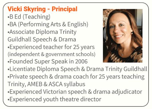Drama Classes Melbourne