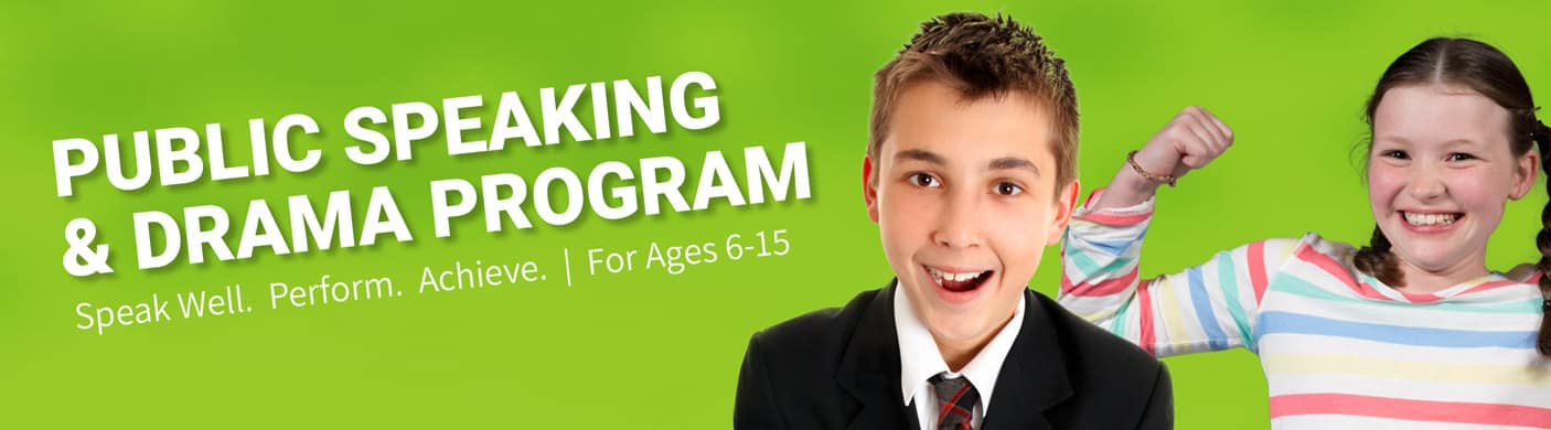 Public Speaking & Drama Program For Kids | Super Speak