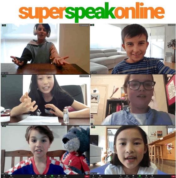 Public Speaking For Sydney Kids
